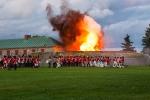 EXPLOSION FIREBALL 2